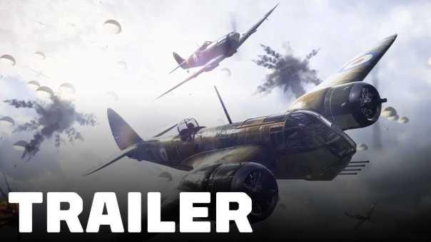 Battlefield 5 – Official 'The Company' Trailer – Gamescom 2018