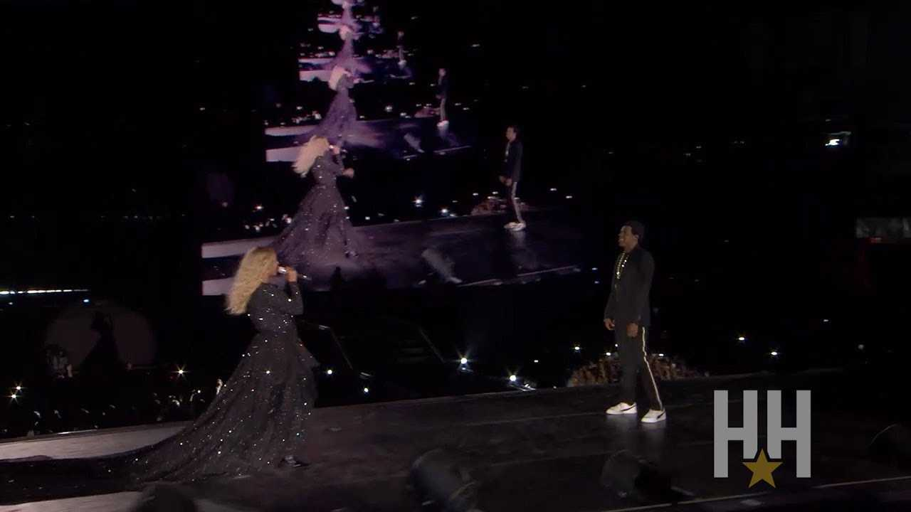 """Beyoncé And JAY-Z Go """"Apeshit"""" In France After FIFA Cup Win"""