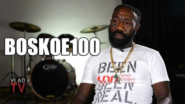 Boskoe100 on Getting Shot by Friend at 12, Joining Queen