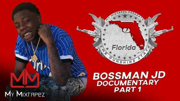 BossmanJD – Every time I try to do something in my hood two or three police cars post up  [Part 1]