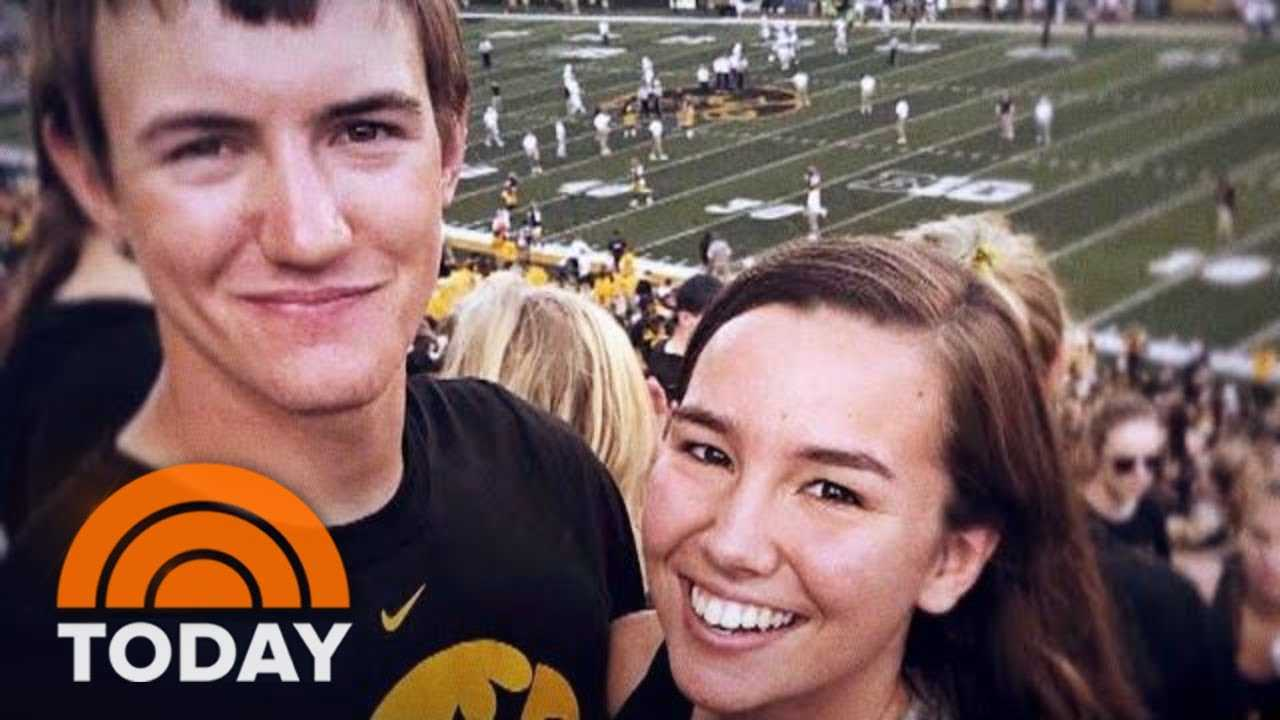 Boyfriend Of Missing Iowa Student Speaks Out: 'It Gets Harder Day By Day' | TODAY