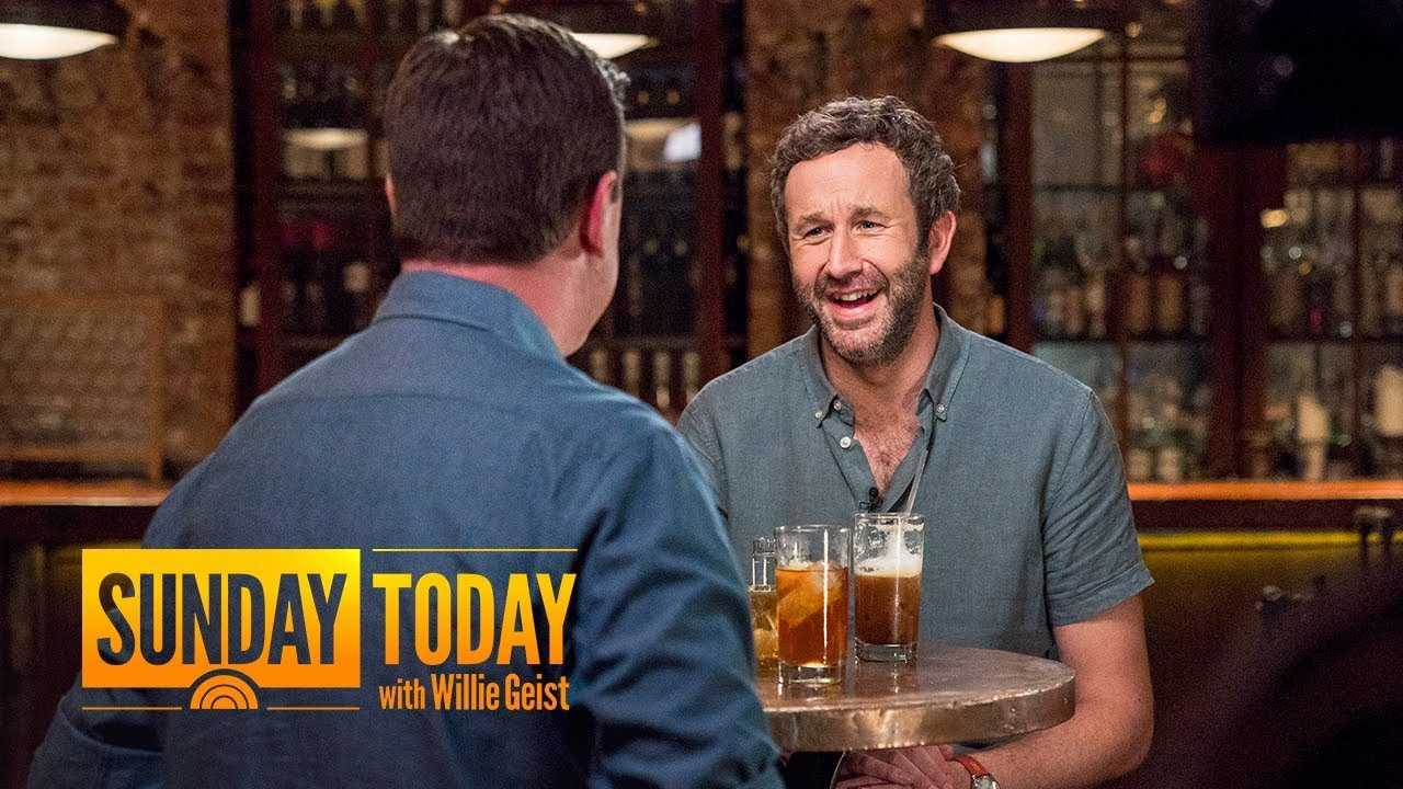 Chris O'Dowd Trades Charm For Intimidation In 'Get Shorty' Role   Sunday TODAY