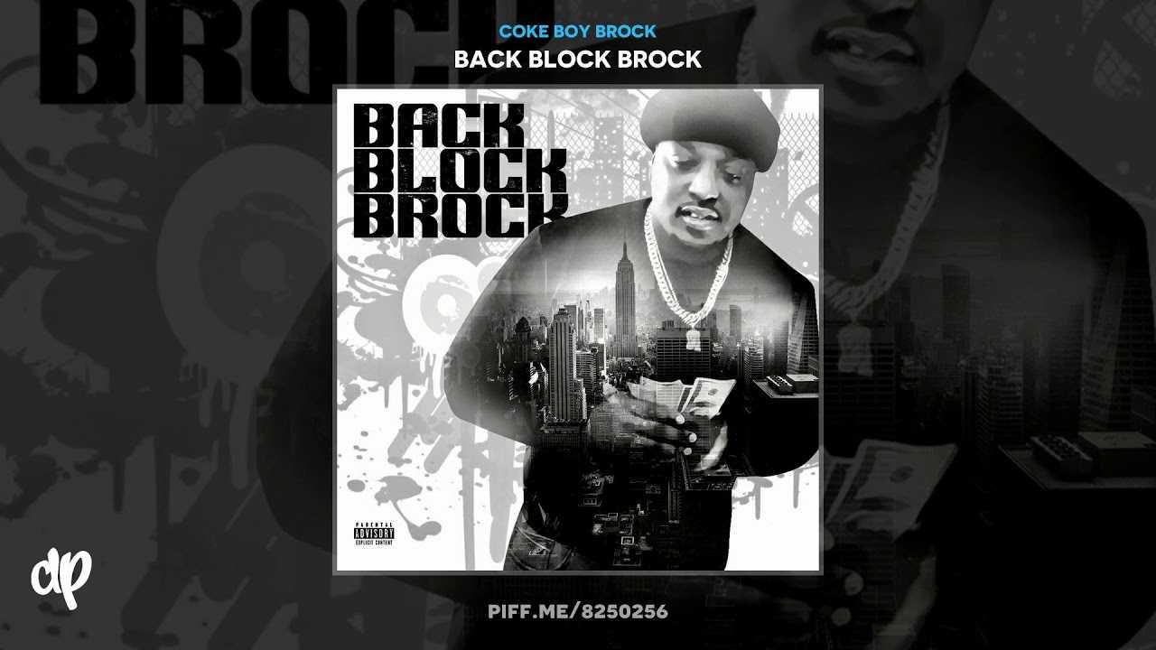 Coke Boy Brock - Certify The Bag [Back Block Brock]
