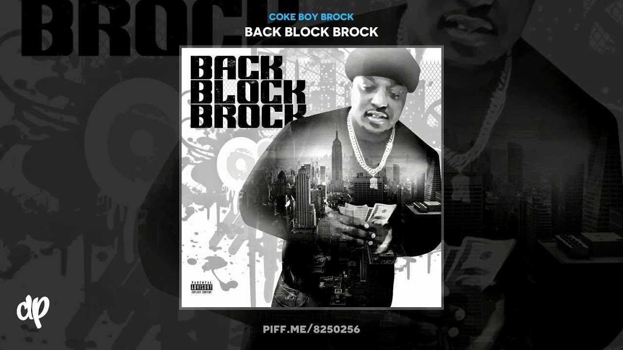 Coke Boy Brock - Trigga Happy (Ft Droop Pop) [Back Block Brock]