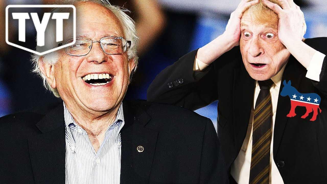 Corporate Democrats Panic About... Bernie Sanders!