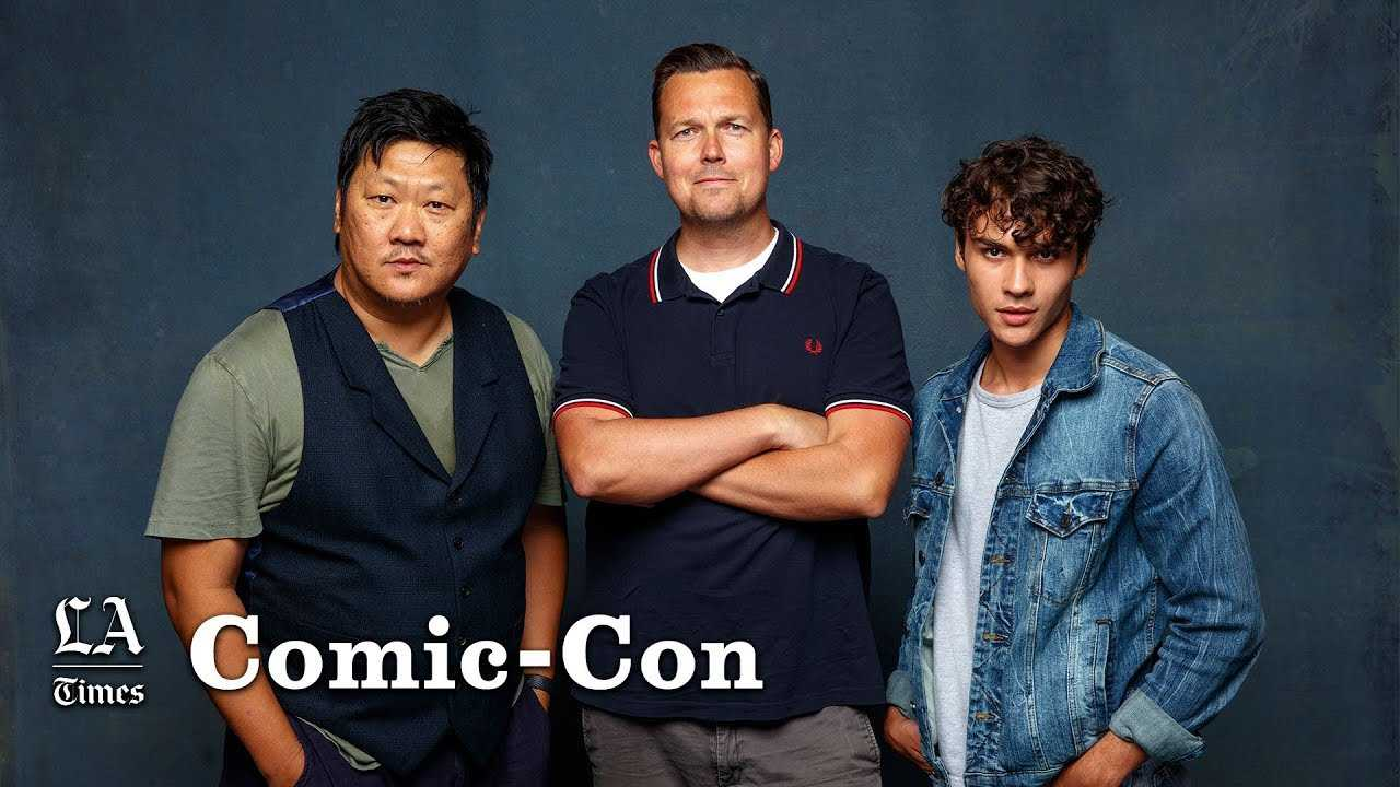 'Deadly Class' cast and creator introduce the characters and the show | Comic-Con