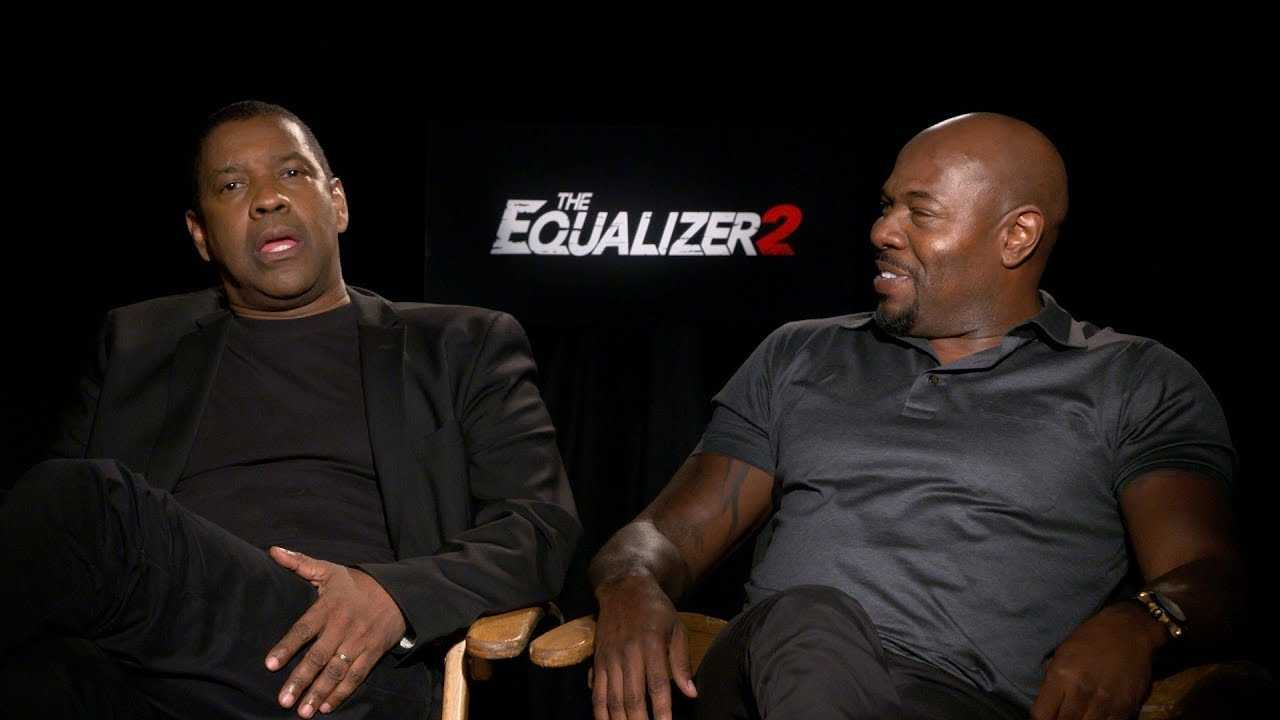 """Denzel Is Begging To Work With Kobe & LeBron: """"Neither One Of Y'all Have Called Me!"""""""