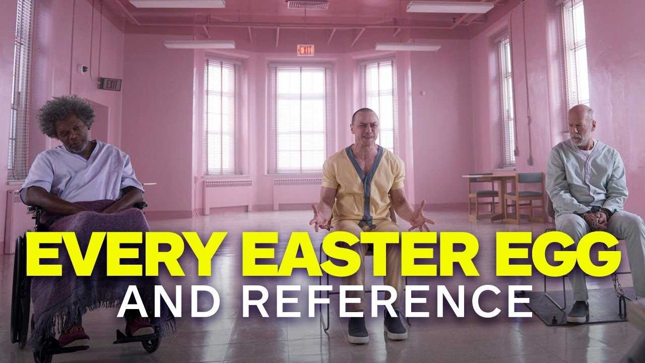 Glass Trailer Breakdown: Every Easter Egg and Reference We Found
