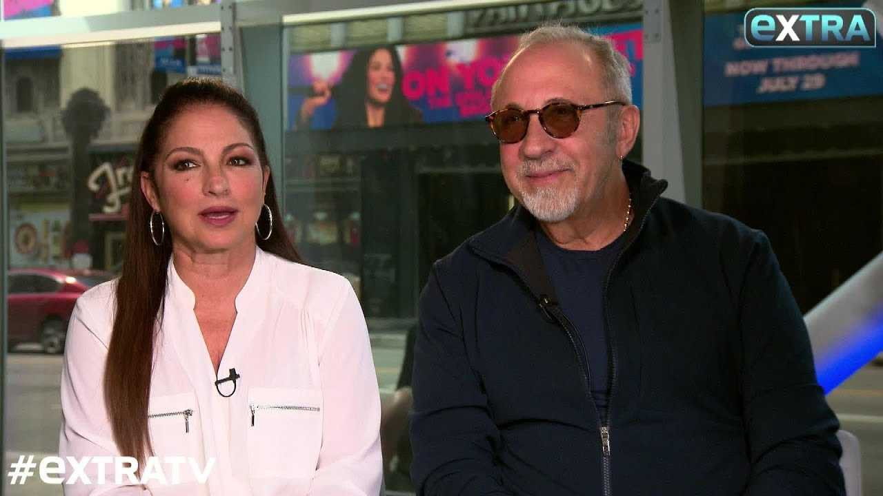 Gloria & Emilio Estefan Get Real About Their 40-Year Marriage