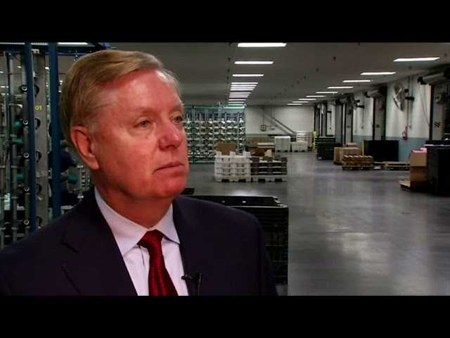 Graham: Goal is Unite World Against Chinese Trade