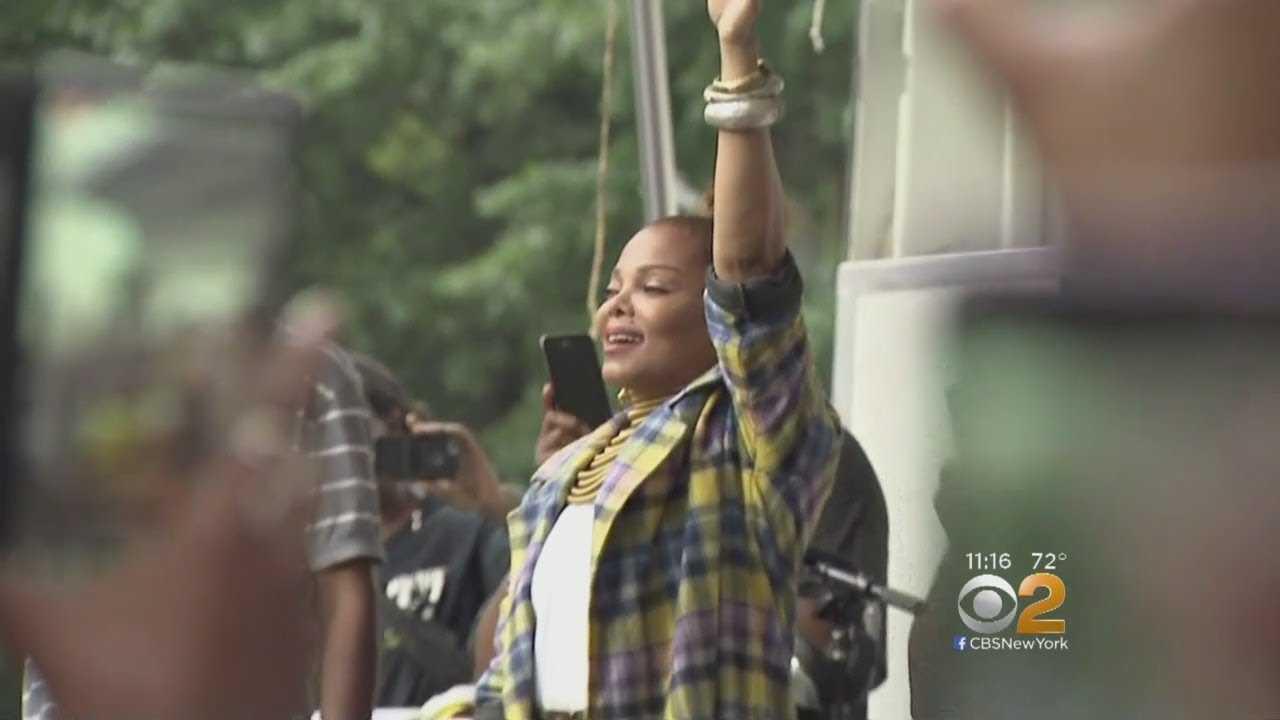 Harlem Week Gets Visit From Janet Jackson