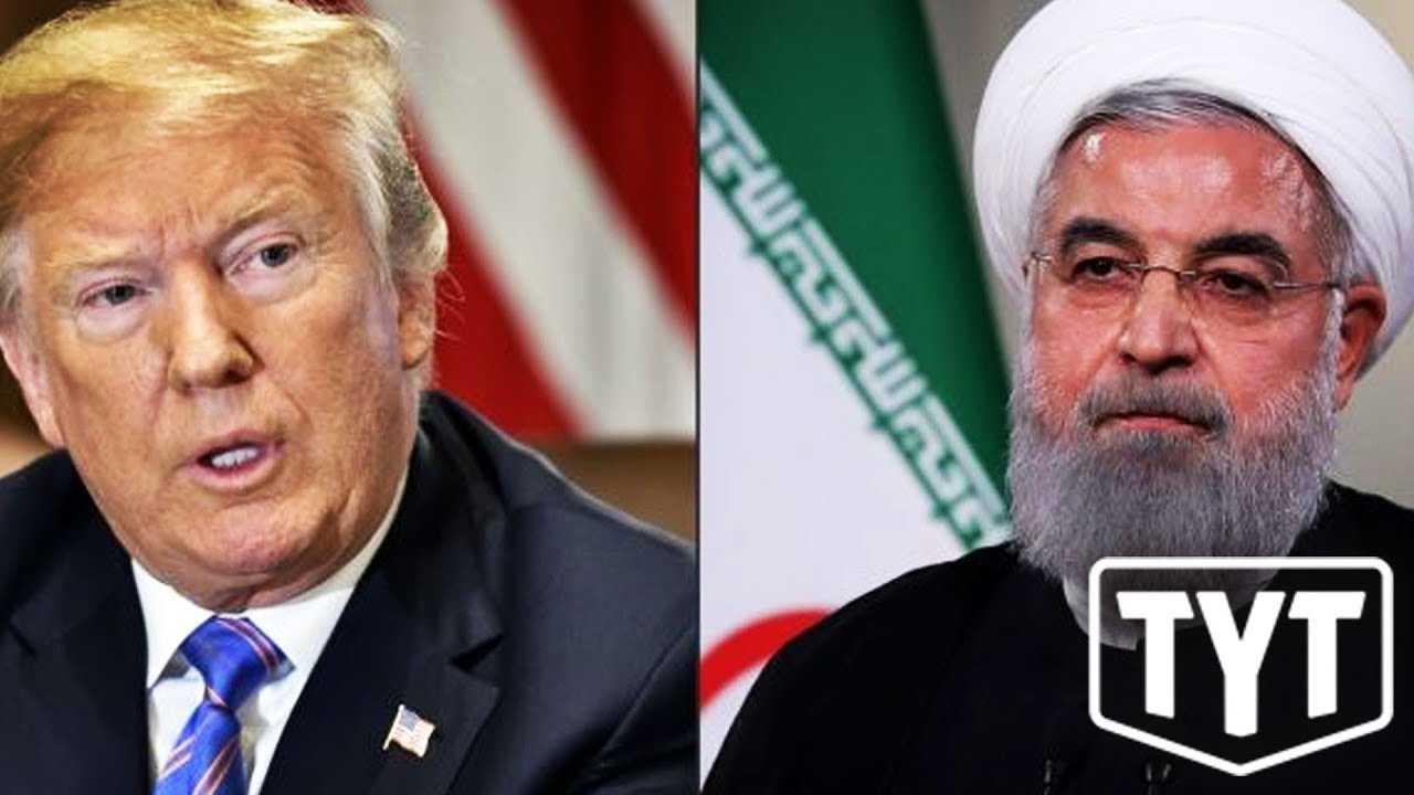 Iran Unimpressed By Trump's Twitter Meltdown