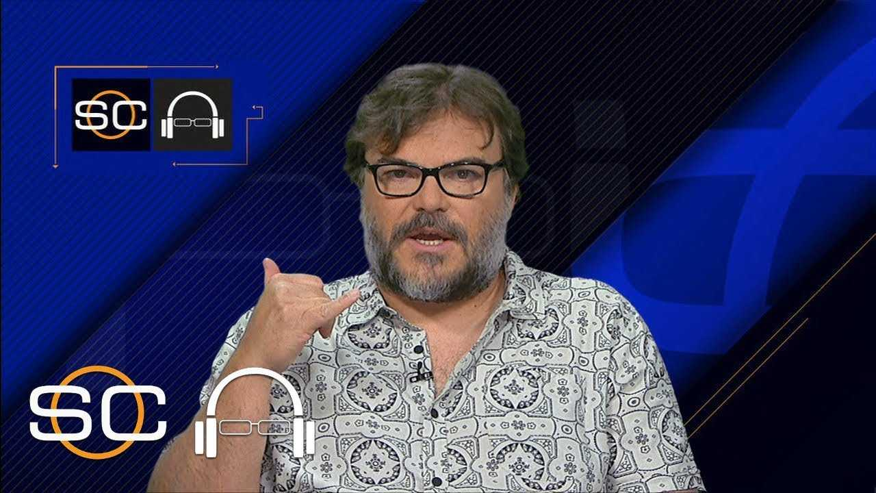 Jack Black on his career and LeBron James to the Lakers | SC with SVP | ESPN