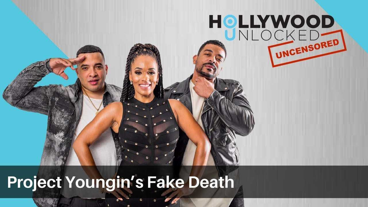 Jason Confesses to Sliding in Project Youngin's DM's on Hollywood Unlocked [UNCENSORED]