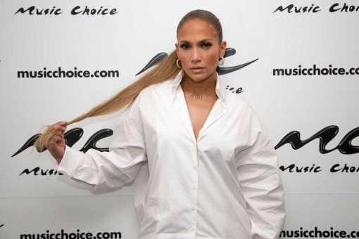 Jennifer Lopez talks advice for new mom Cardi B and Michael Jackson Video Vanguard Award   Music Choice Exclusive [Interview]