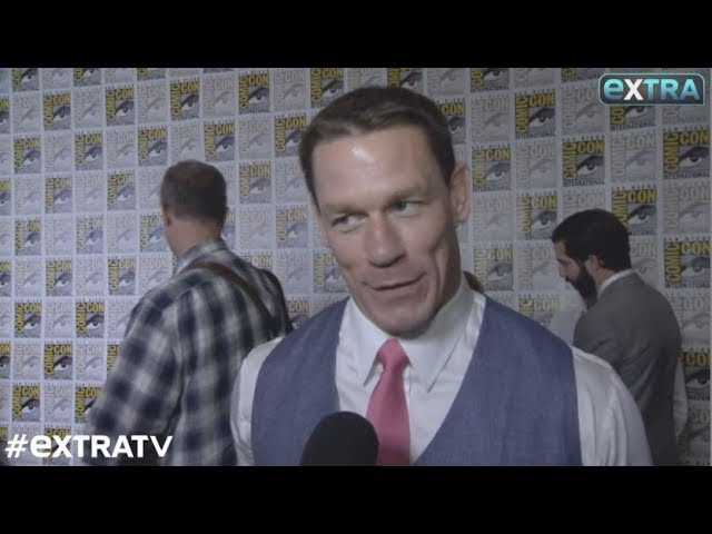 John Cena Tells Us Why 'Bumblebee' Is Perfect Addition to 'Transformers' Franchise