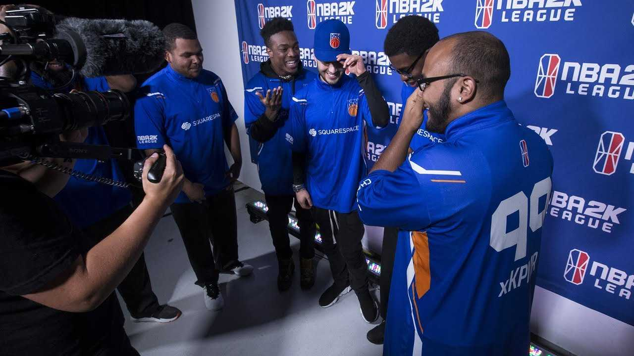 KNX Gaming: Episode 12 - Inside the NBA 2K League