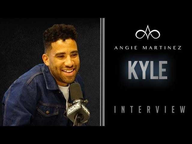 "Kyle Talks ""The After Party"", World Tour, + Tests His Hop-Hop Movie Knowledge"