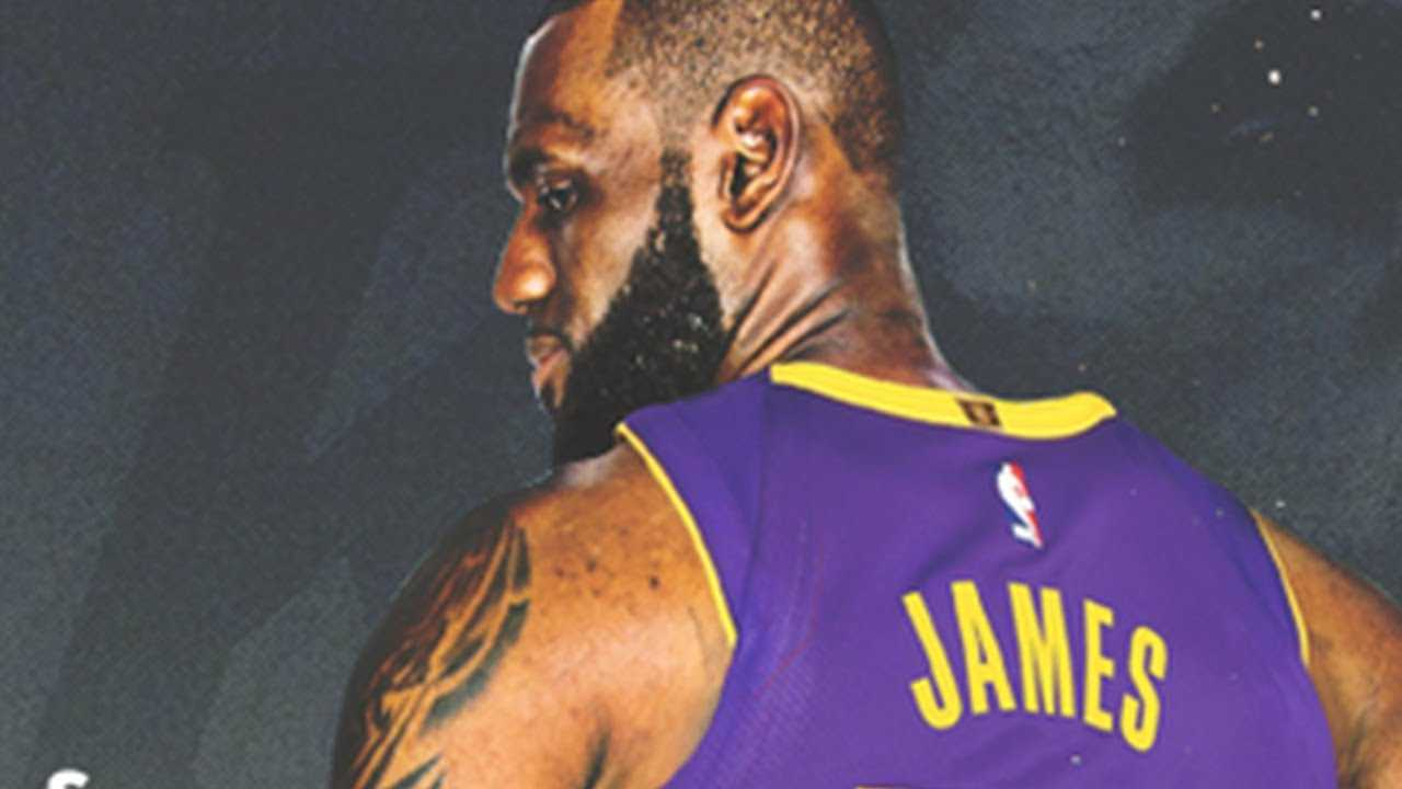 Lebron James OFFICIALLY Become A Los Angeles Laker!