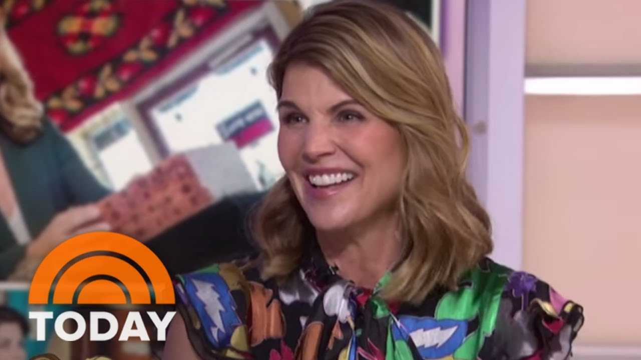 "Lori Loughlin On Detective Role In ""Garage Sale Mysteries"" & 'Fuller House' Emmy Nomination 