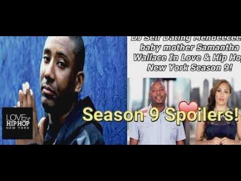 'LOVE & HIP HOP : NY' Season 9 Tea!.. Rapper Maino Joins The Cast + DJ Self Dating Samantha?