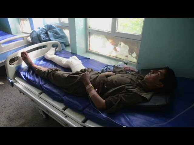 Mass Injuries, Over 100 Dead in Afghan Clashes