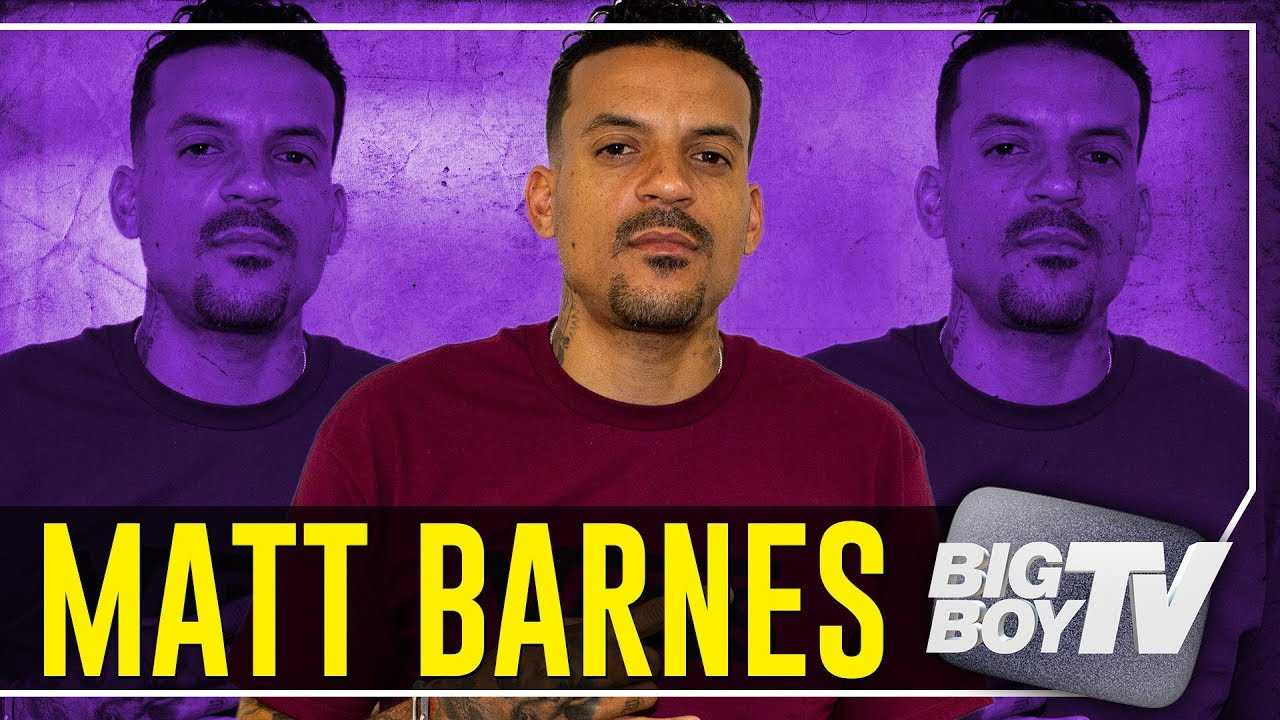 Matt Barnes on Athletes vs Cancer All-Start Weekend, Kobe Going Back to Lakers & A Lot More