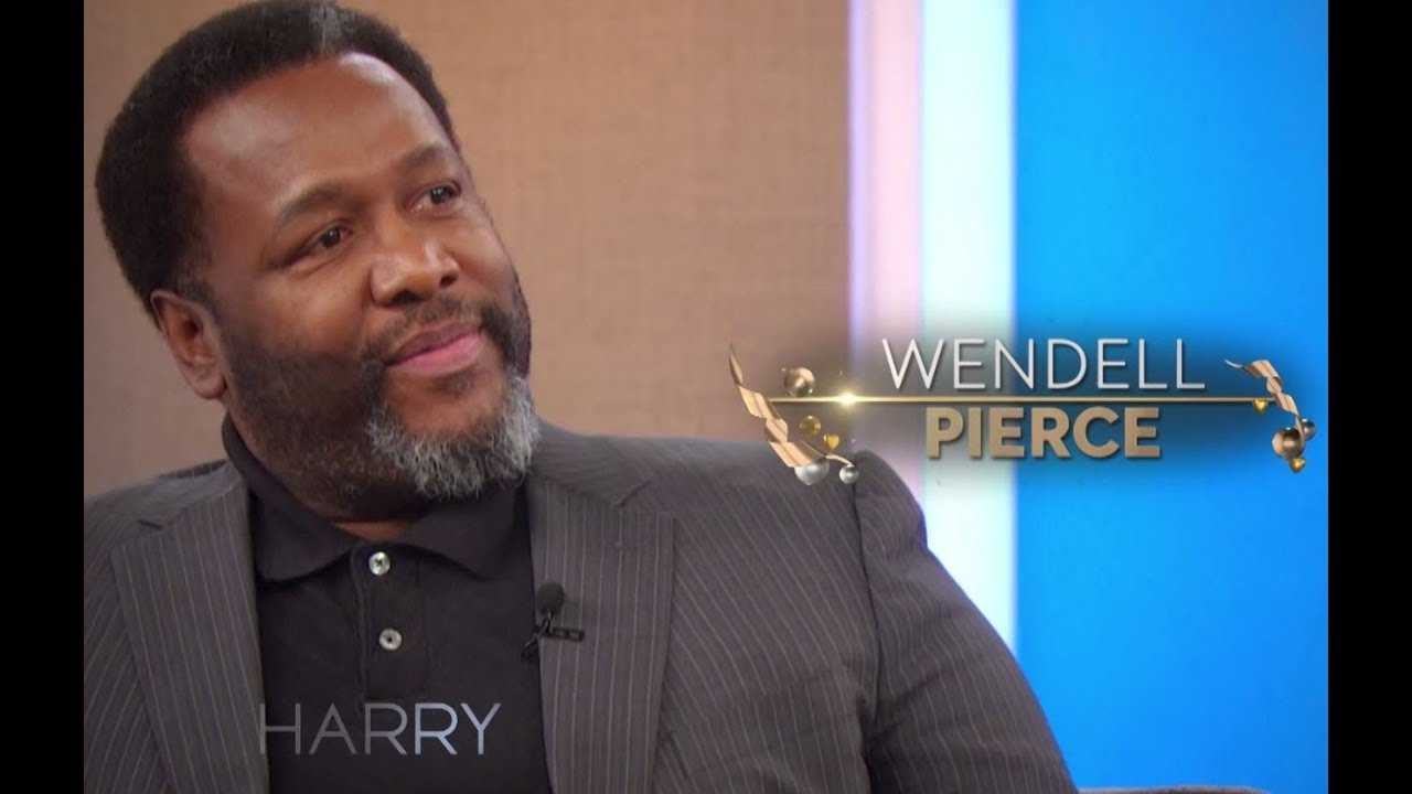 """MONDAY: """"Suits"""" Star Wendell Pierce and an Incredible Gospel Singing Sibling Trio"""