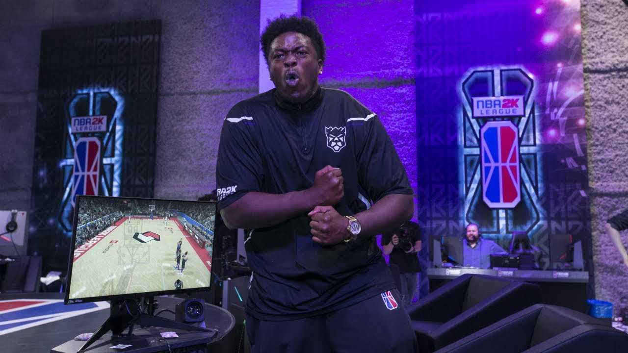 NBA 2K League | FULL Highlights: No. 17 Kings Guard Upsets No. 1 Blazer5 Gaming in THE TICKET