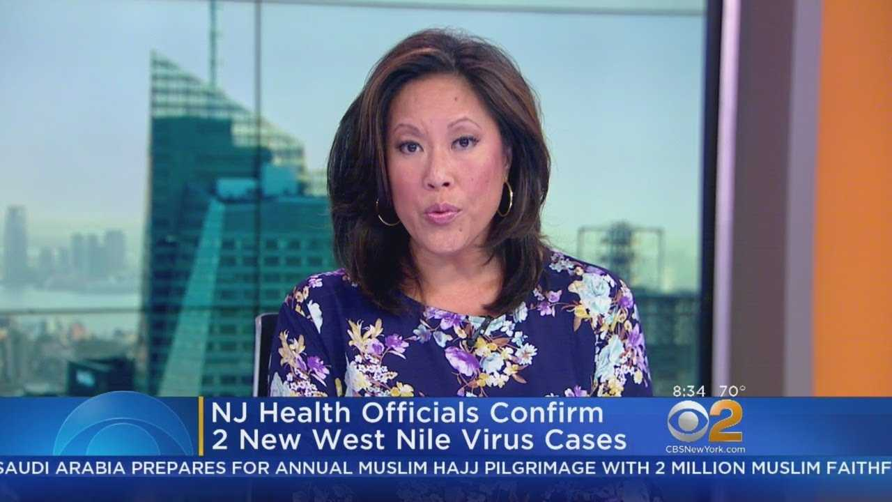 NJ Health Officials Confirm 2 New West Nile Cases