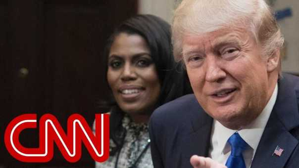 Omarosa releases recording of call with Trump
