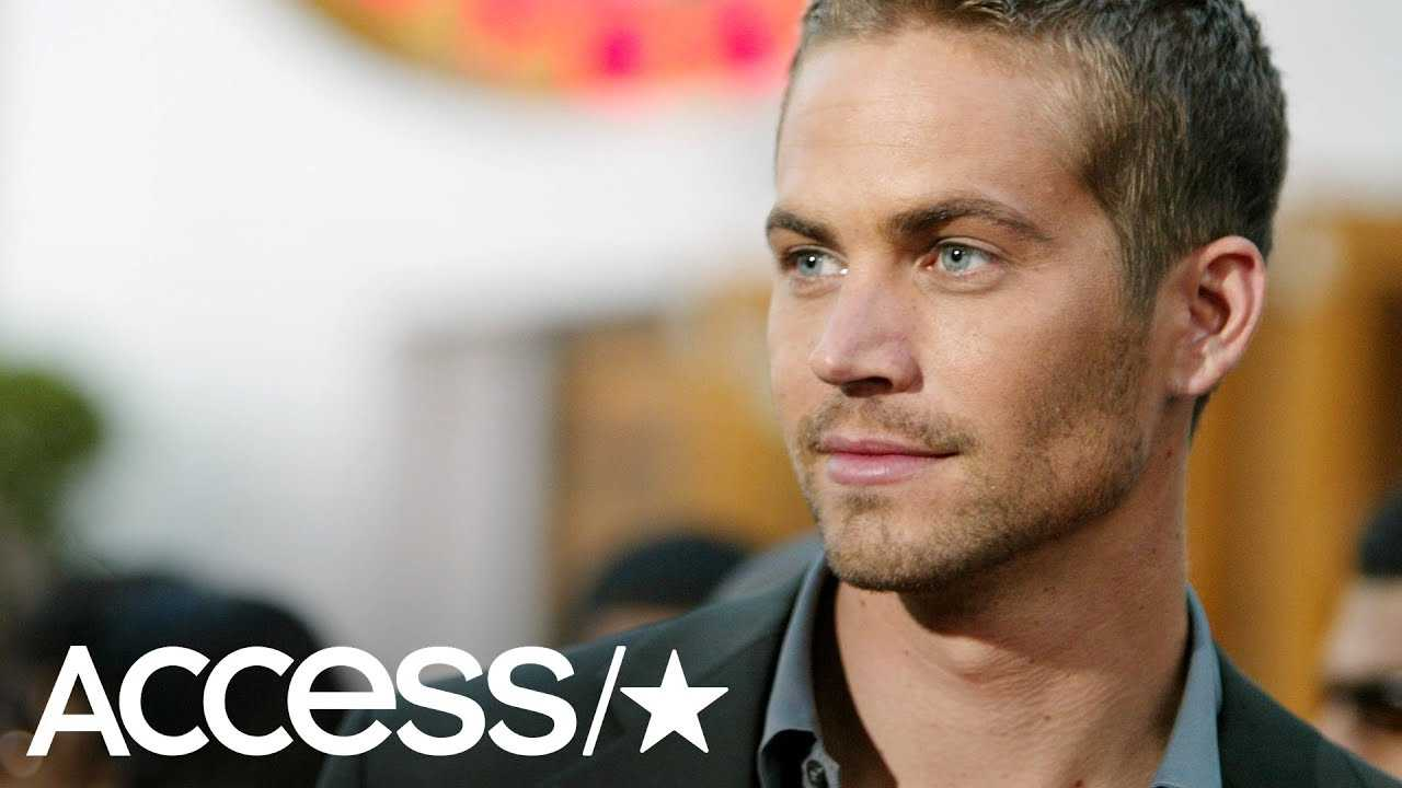 Paul Walker's Family Reveals His Biggest Role Was Being A Dad