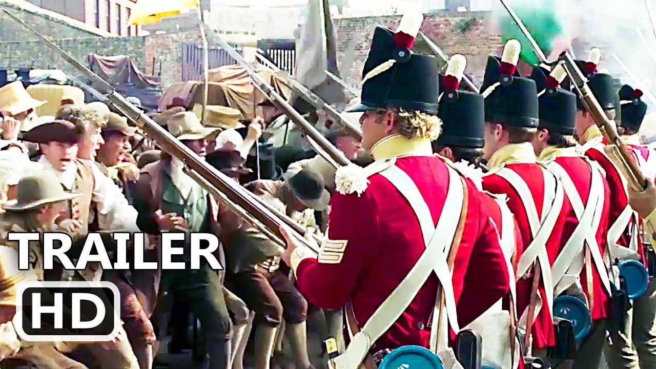 PETERLOO Official Trailer (2018) Mike Leigh Historic Drama Movie HD