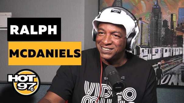 Ralph McDaniels Tells CLASSIC Stories On Jay-Z, Flex, Summer Jam & Video Music Box