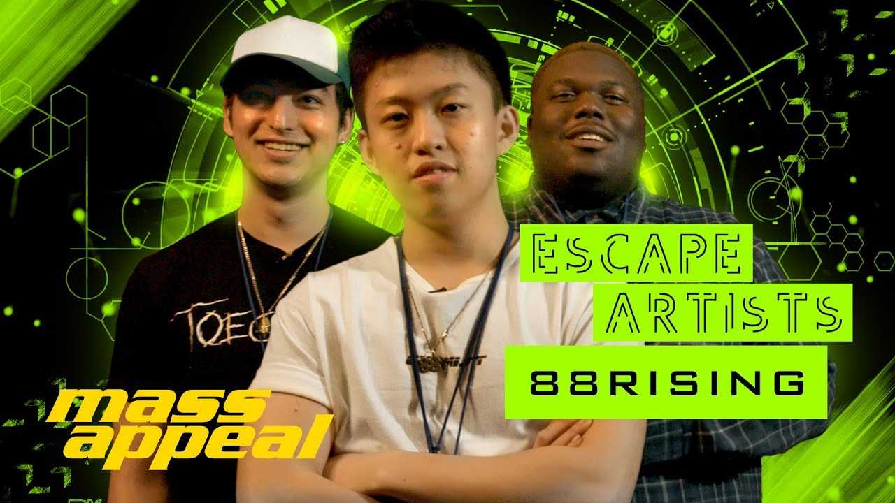Rich Brian, Joji + August 08 try to Escape the Room | Escape Artists