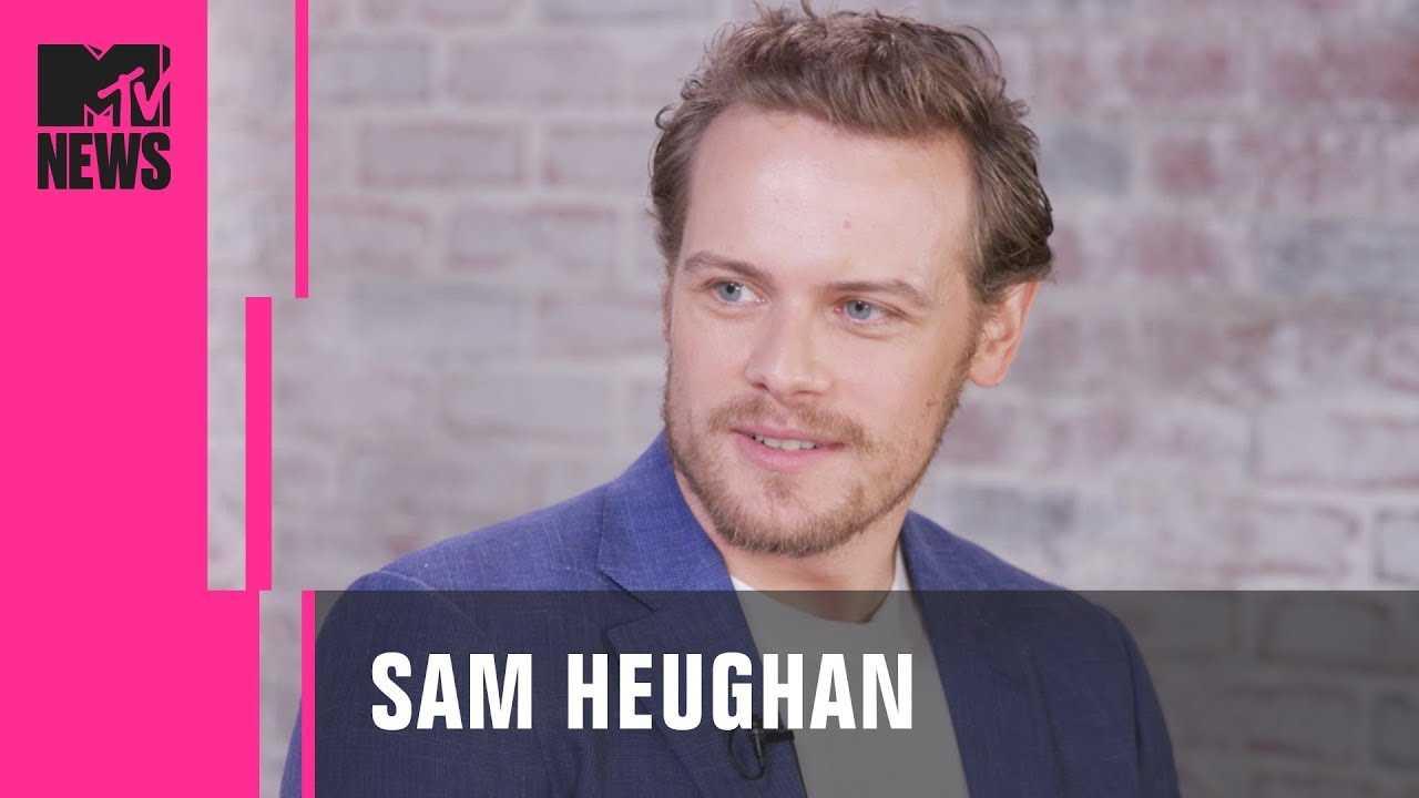 Sam Heughan on 'Outlander', 'Bloodshot' & 'The Spy Who Dumped Me'   MTV News