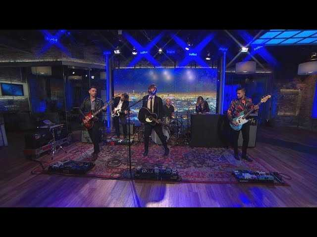 """Saturday Sessions: Lord Huron performs """"Moonbeam"""""""