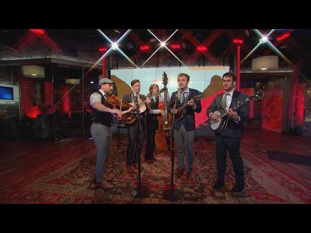 """Saturday Sessions: Punch Brothers perform """"The Angel of Doubt"""""""