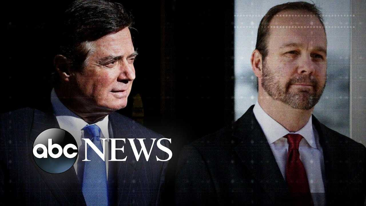 'Star witness' testifies against former boss Paul Manafort