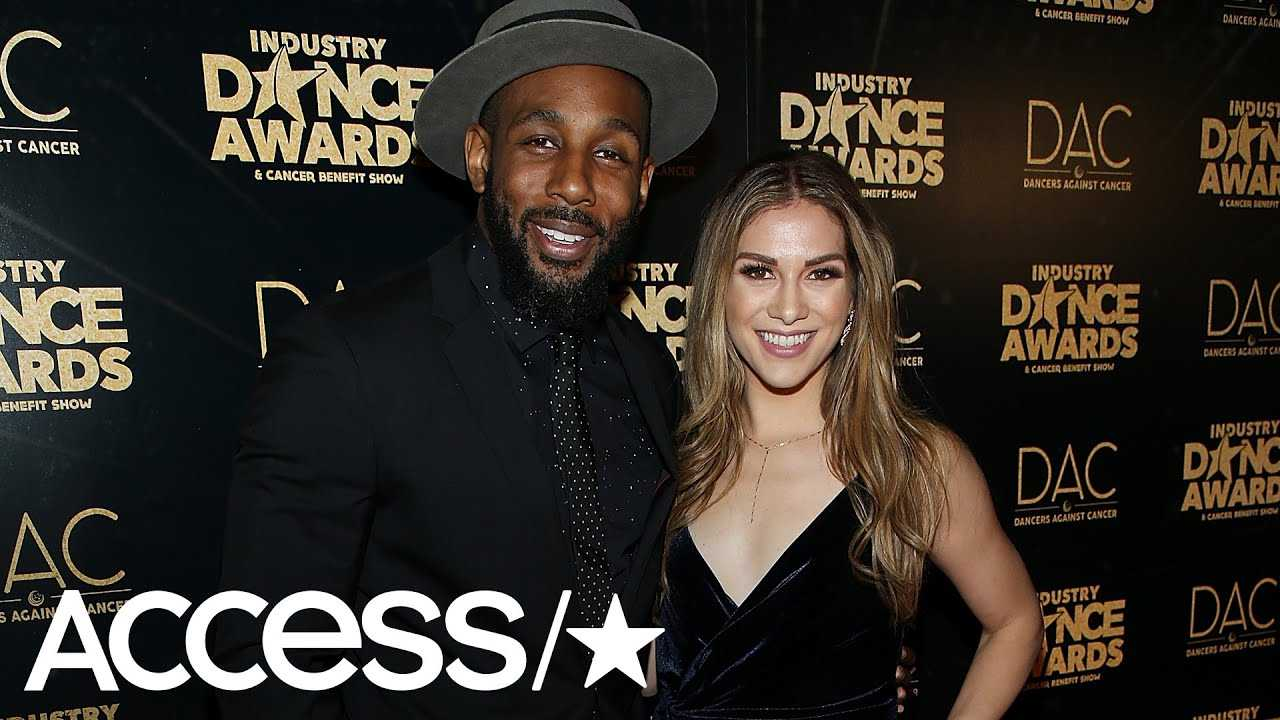 Stephen 'tWitch' Boss & Allison Holker Want To Be America's Next Big TV Hosts