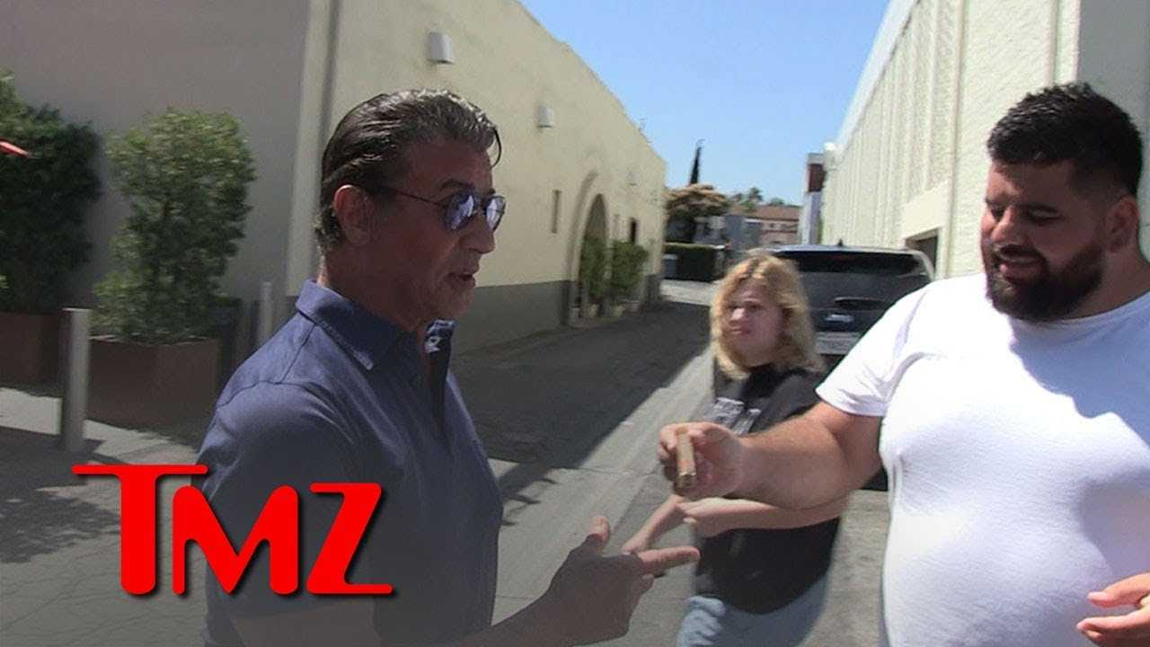 Sylvester Stallone Says LeBron Outshines Kobe at L.A. Restaurants, for Now | TMZ