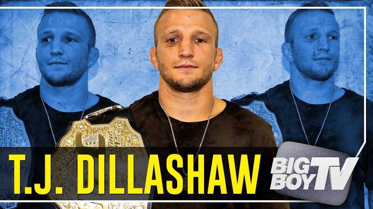 T.J. Dillashaw on His Win Over Cody Garbrandt, Possible Gervonta Davis Fight & A Lot More