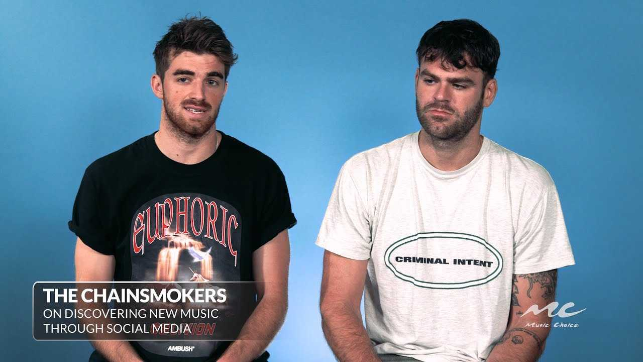 The Chainsmokers on Discovering New Music