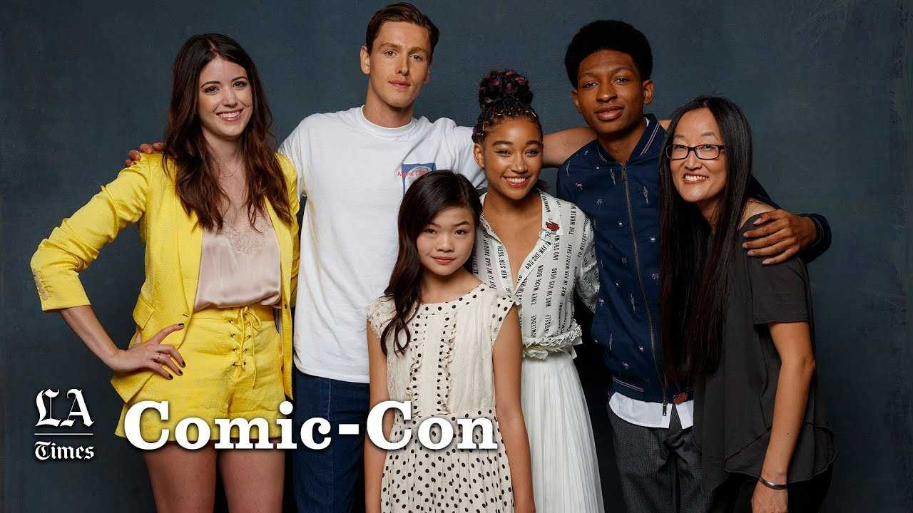 'The Darkest Minds' cast discuss their characters' superpowers | Comic-Con