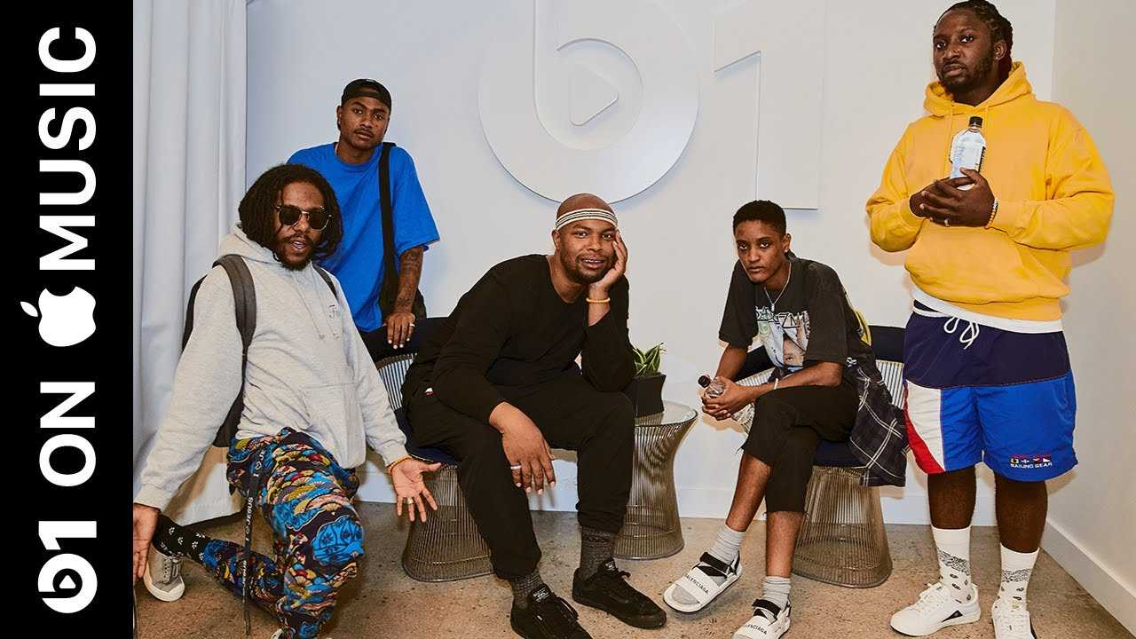 The Internet: Favorite Producers of All Time [S2 Ep. 4]   Beats 1   Apple Music