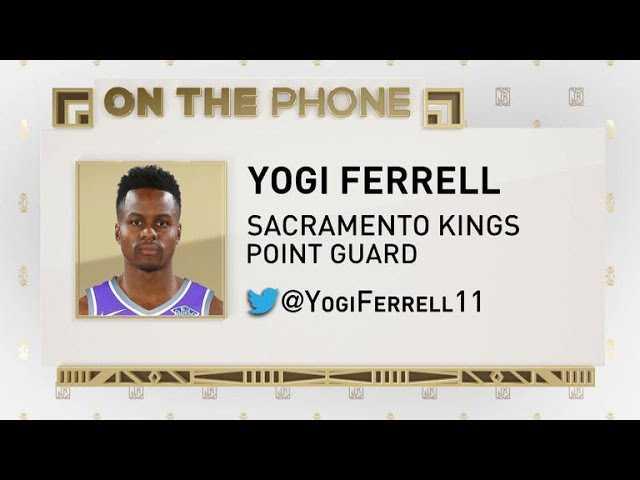 The Jim Rome Show: Yogi Ferrell talks leaving Mavericks for the Kings
