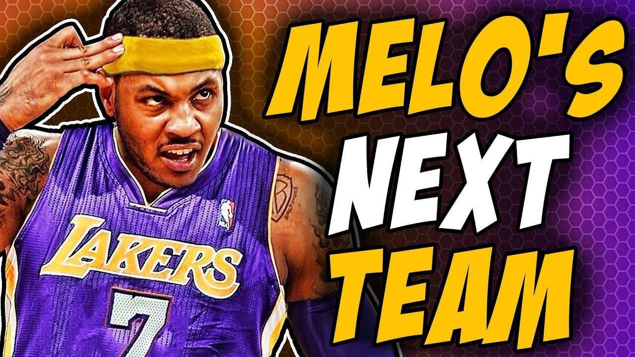 Thunder To TRADE Carmelo Anthony