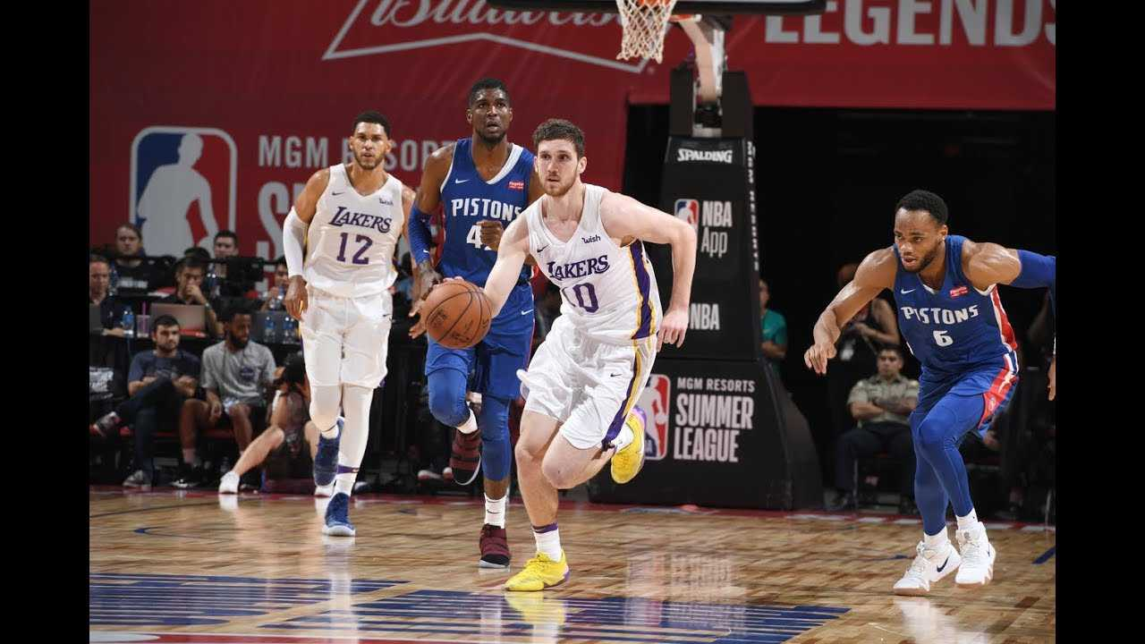 Top 5 Plays of the Night   July 15, 2018   NBA Summer League