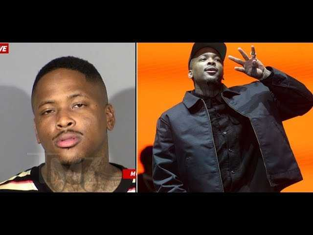 YG arrested for Snatching a Fan's Chain after denying a fan a picture & fan tried to disrespect him