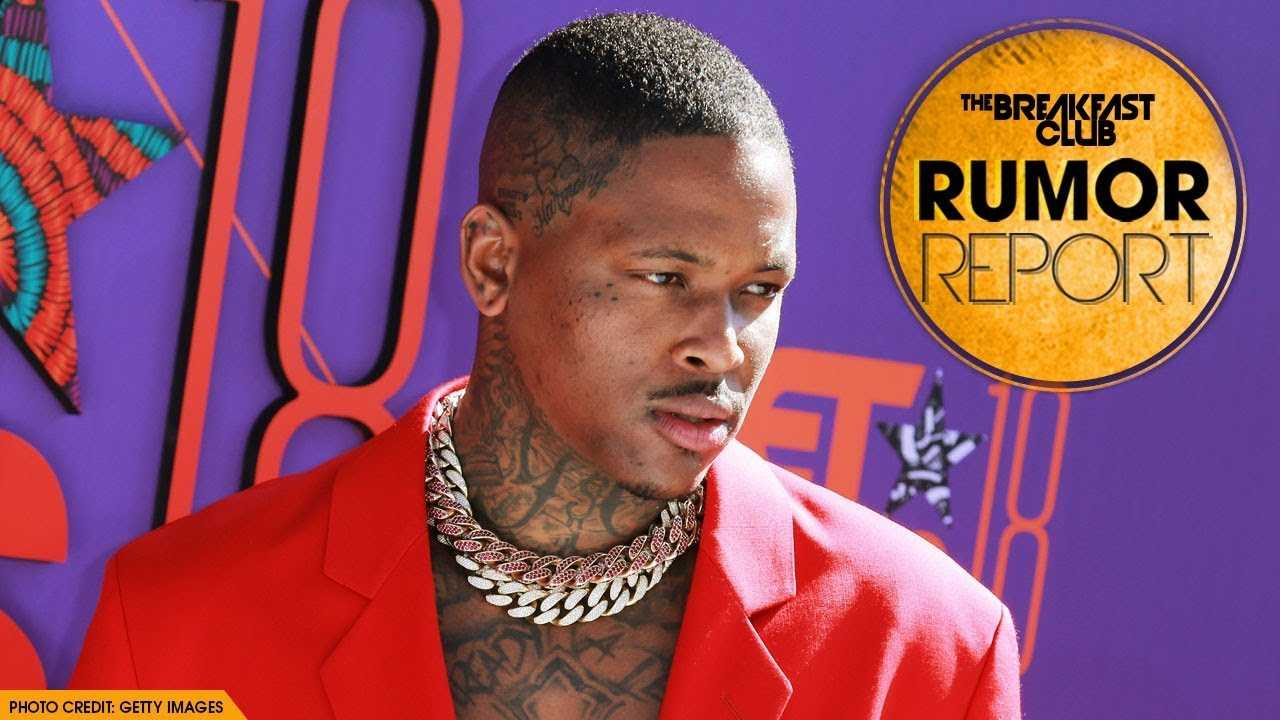 YG Arrested For Snatching Fan's Chain